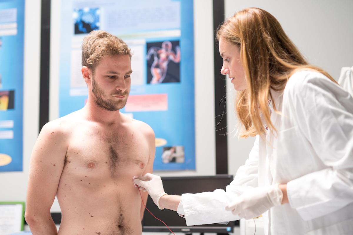 Stress Control Lab - Misurazioni ECG