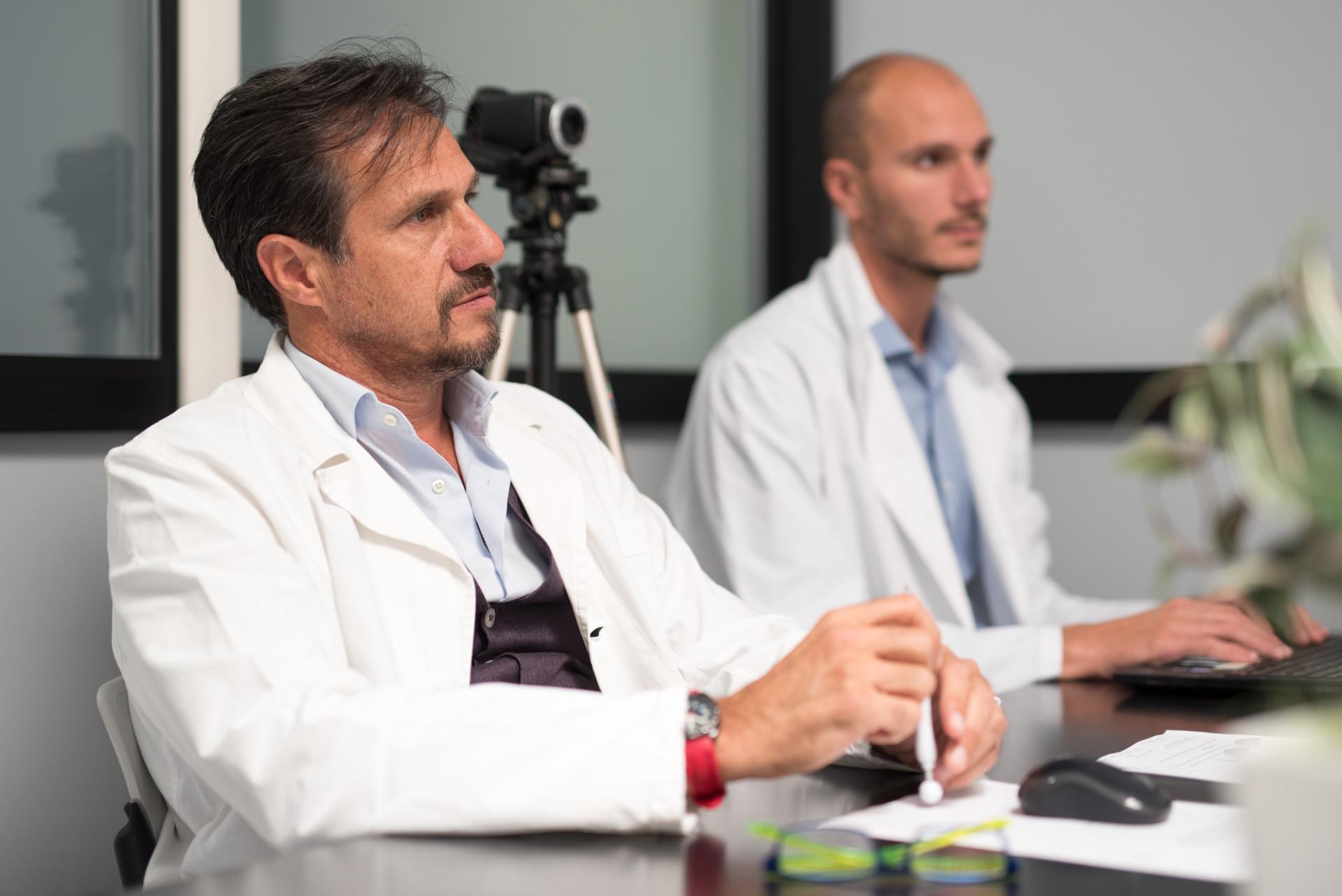 Stress Control Lab - I neurofisiologi Andrea Sgoifo e Luca Carnevali