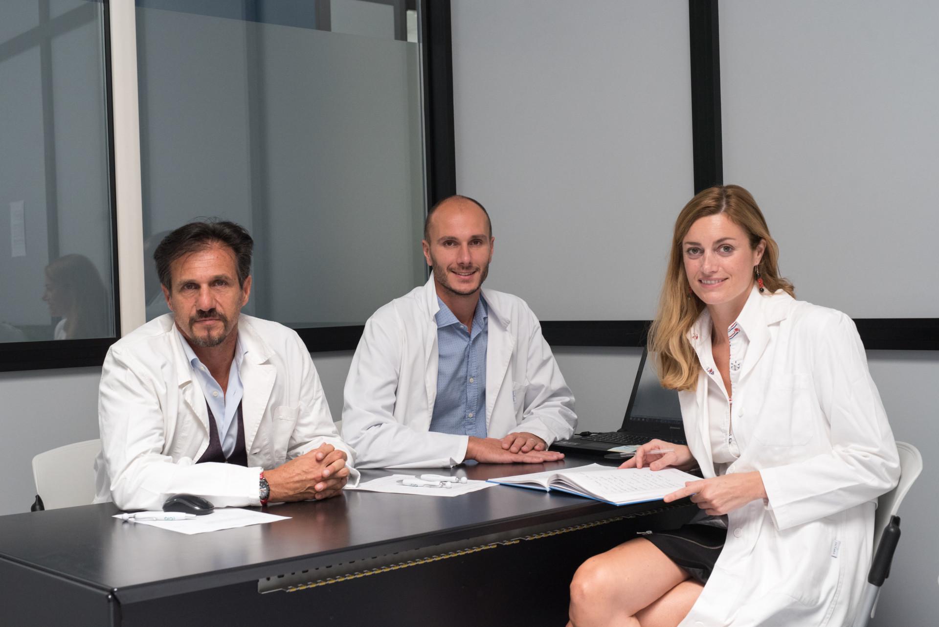 Stress Control Lab - Il team