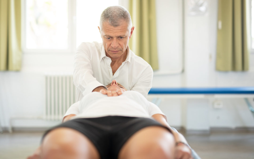 La palpazione osteopatica secondo i classici – I livello – Sold Out