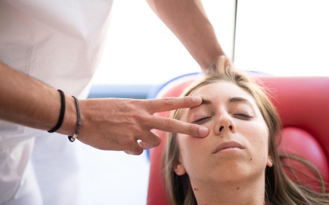 Trattamento osteopatico nelle problematiche della sfera visiva e ORL