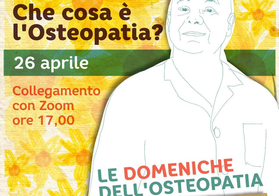 """""""Le domeniche dell'osteopatia"""" con Mauro Fornari"""
