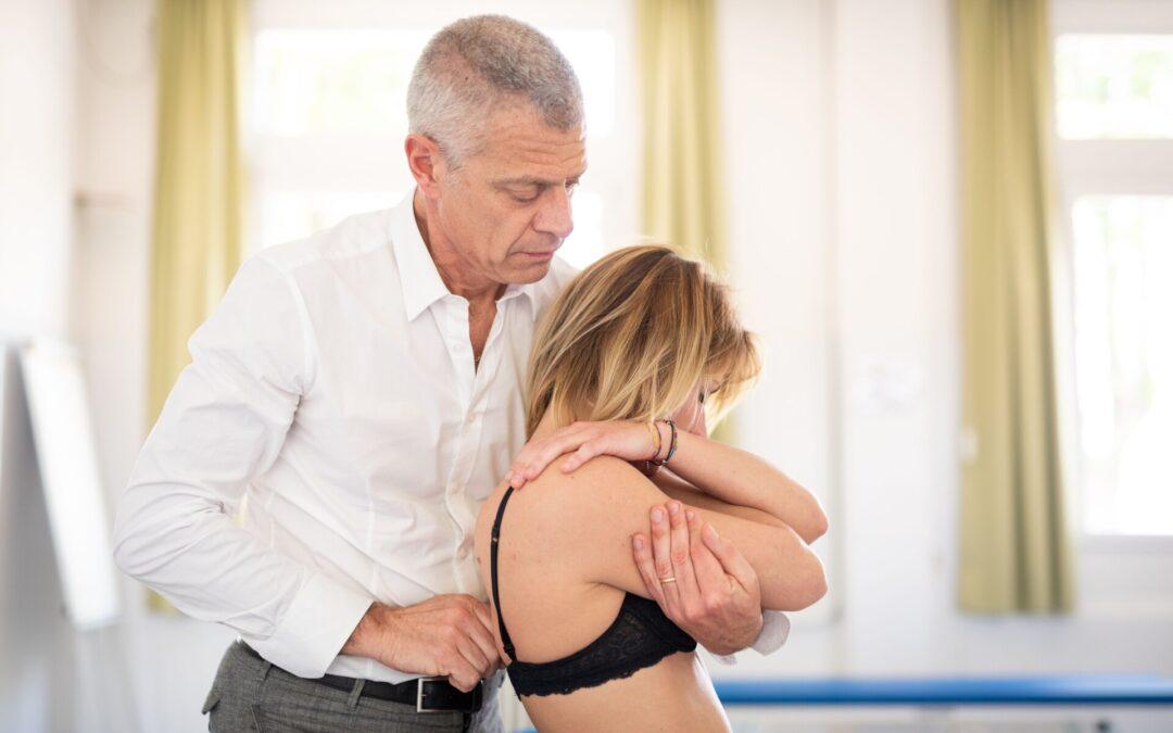 La palpazione osteopatica secondo i classici – Terzo livello